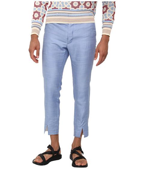 Vivienne Westwood MAN - RUNWAY Flame Split Cuff Trouser (Blue) Men