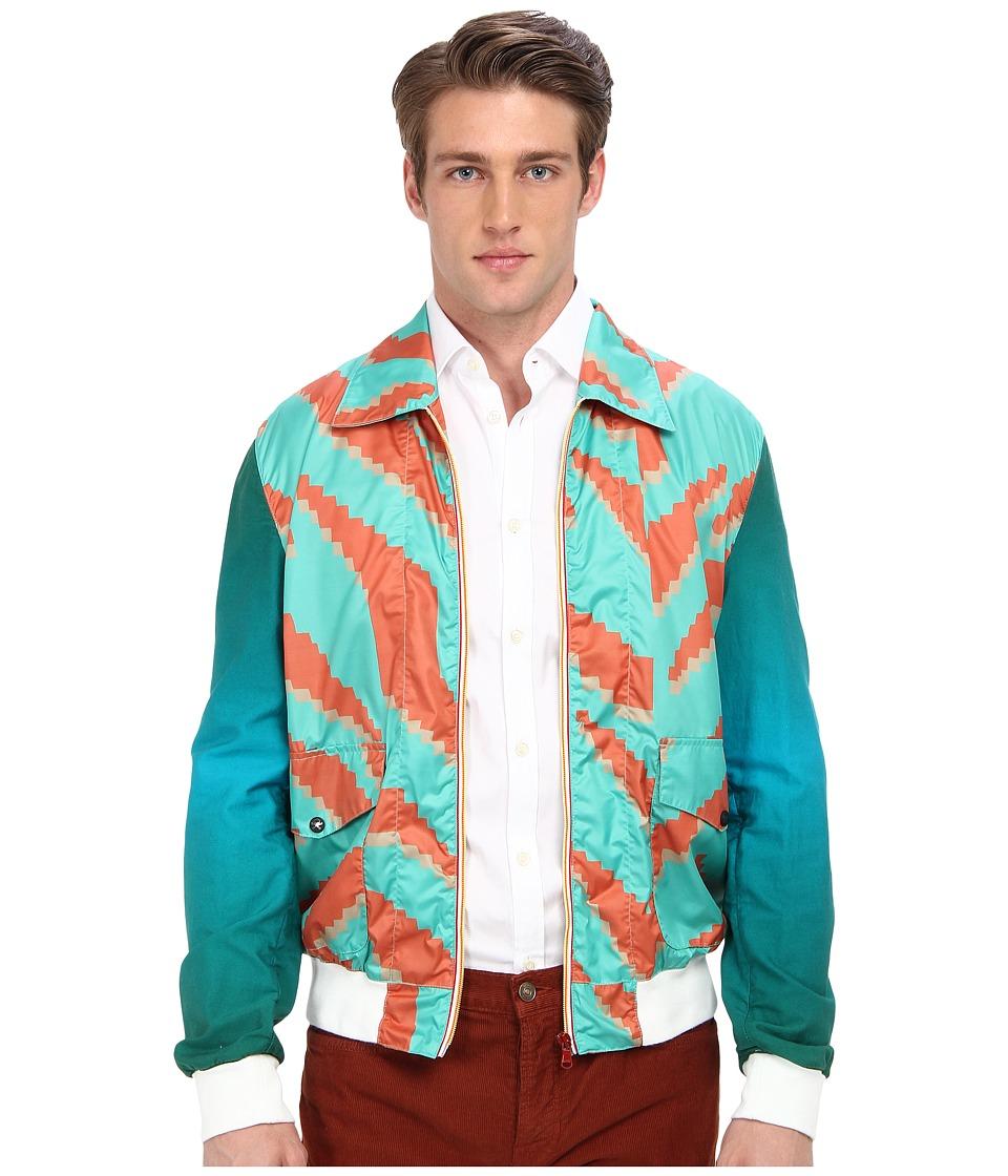 Vivienne Westwood MAN - RUNWAY Eschnapur Tiger Nylon Jacket (Multi) Men
