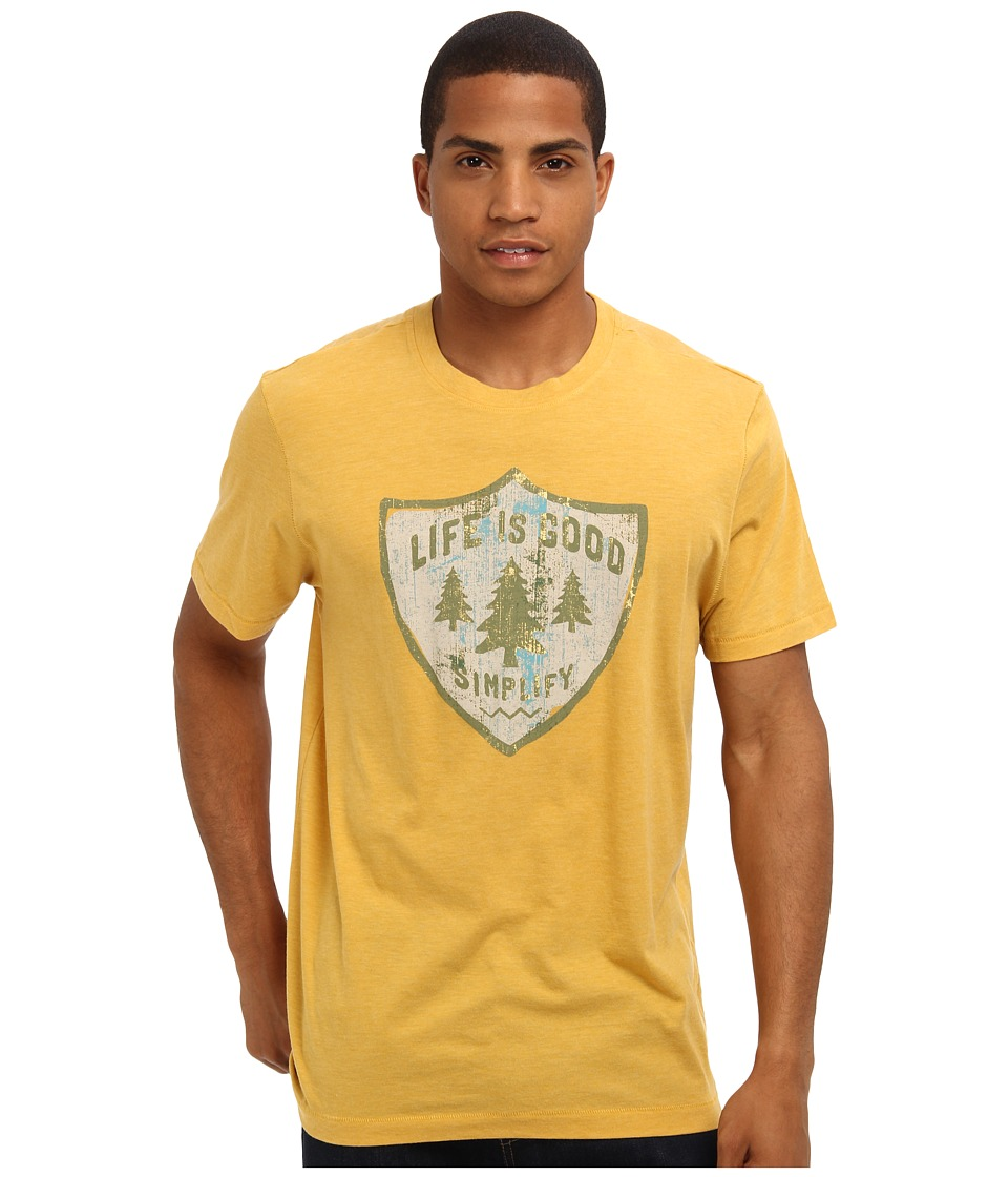 Life is good - Cool Tee 2 (Summer Gold 3) Men