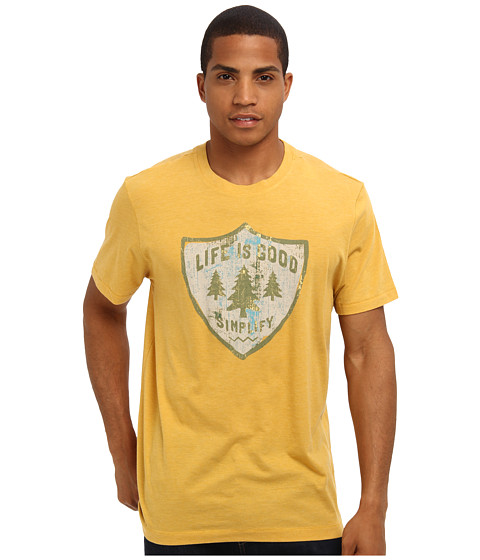 Life is good - Cool Tee 2 (Summer Gold 3) Men's T Shirt