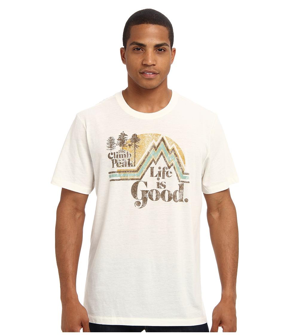 Life is good - Cool Tee 2 (Simply Ivory 3) Men