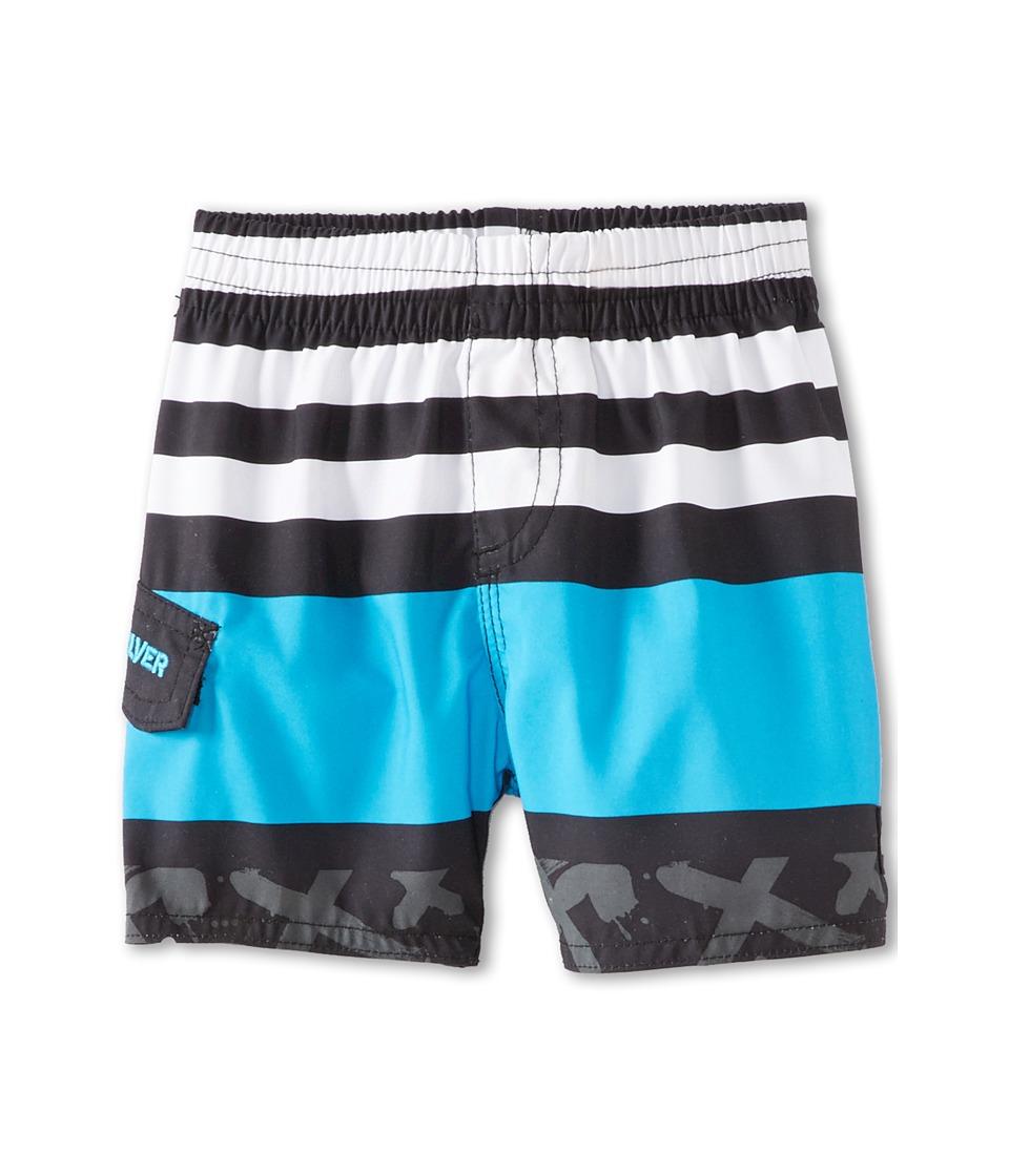 Quiksilver Kids Way Out Volley Boys Swimwear (Black)