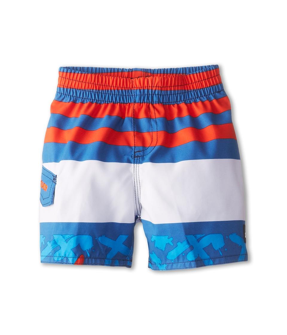 Quiksilver Kids Way Out Volley Boys Swimwear (Blue)