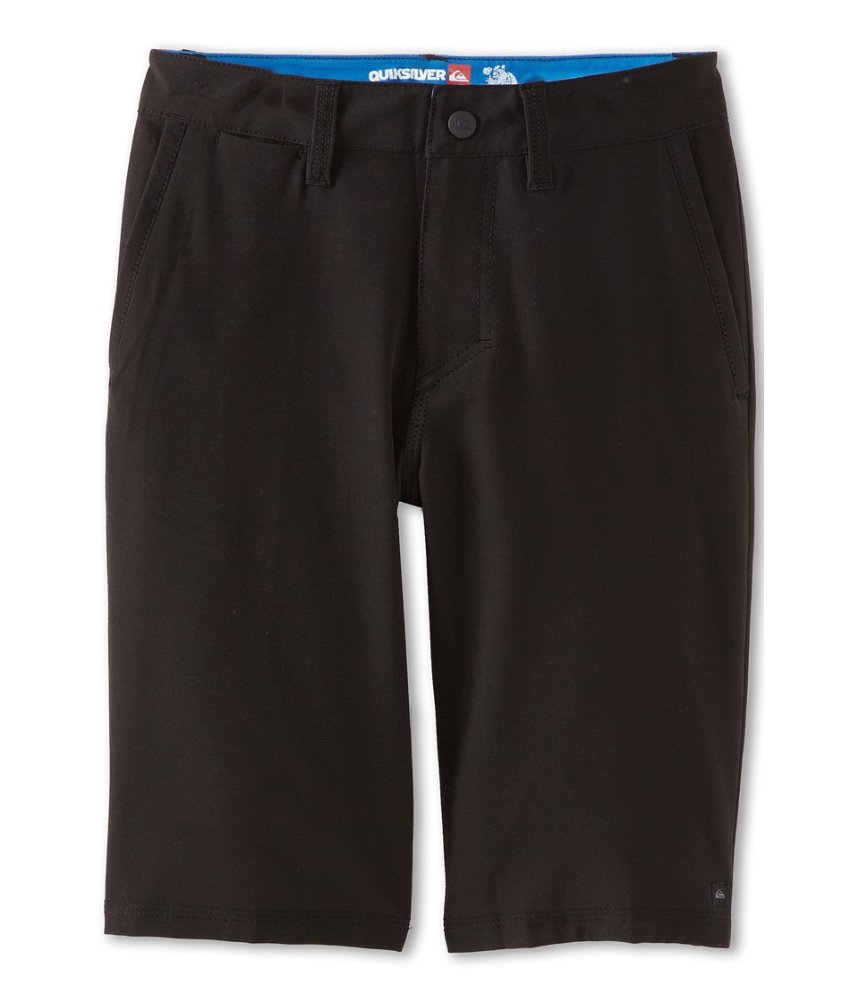 Quiksilver Kids F.A.A. Short Boys Shorts (Black)