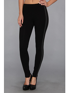 SALE! $31.99 - Save $37 on Sanctuary Tux Legging (Charcoal Black) Apparel - 53.64% OFF $69.00