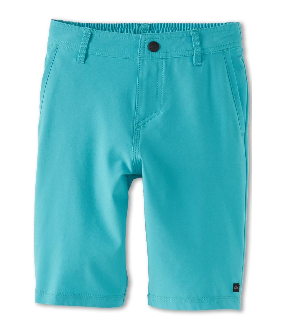 Quiksilver Kids F.A.A. Short Boys Swimwear (Blue)