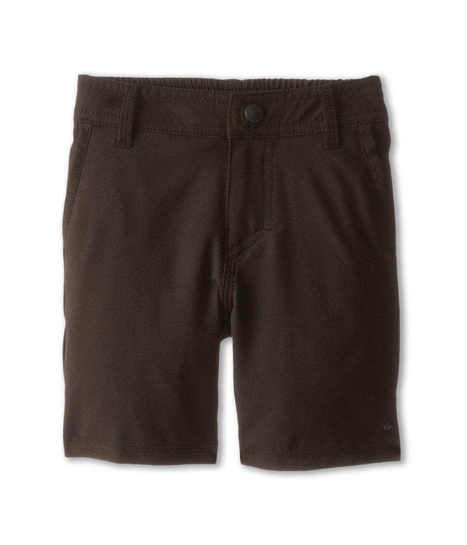 Quiksilver Kids F.A.A. Short Boys Swimwear (Black)
