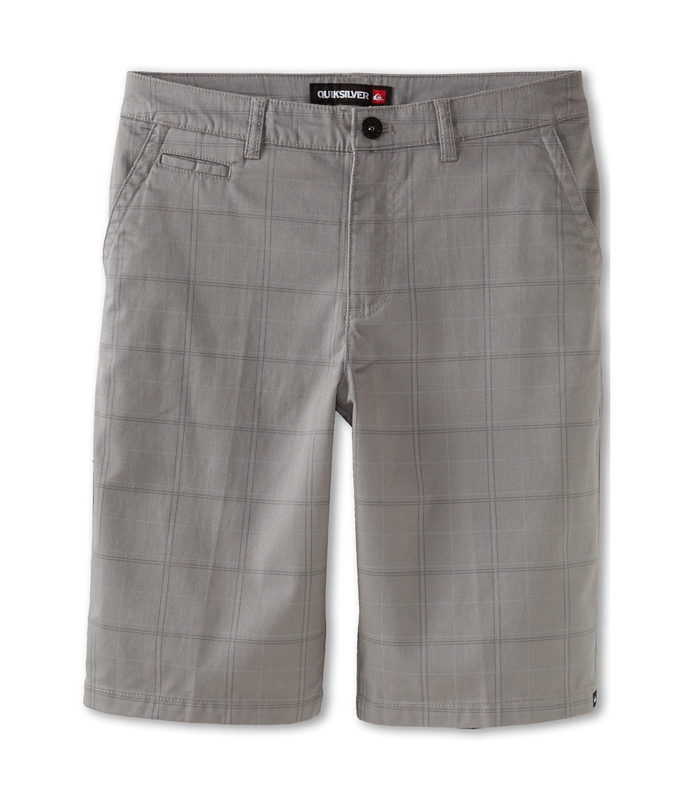 Quiksilver Kids - Union Surplus Walkshort (Big Kids) (Haggis) Boy's Shorts