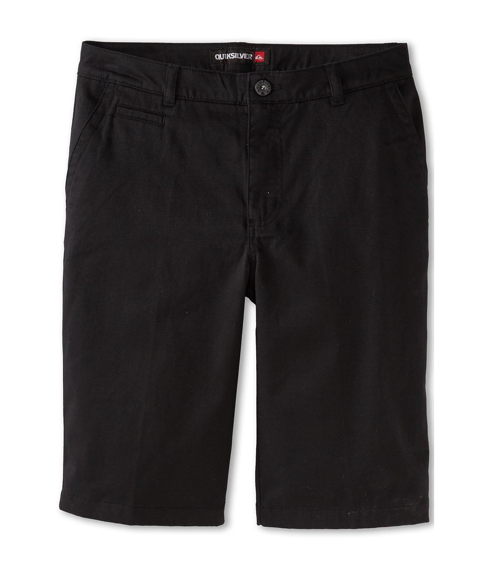 Quiksilver Kids Union Walkshort Boys Shorts (Black)