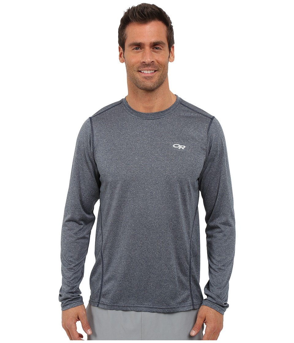 Outdoor Research - Ignitor L/S Tee (Night) Men's T Shirt