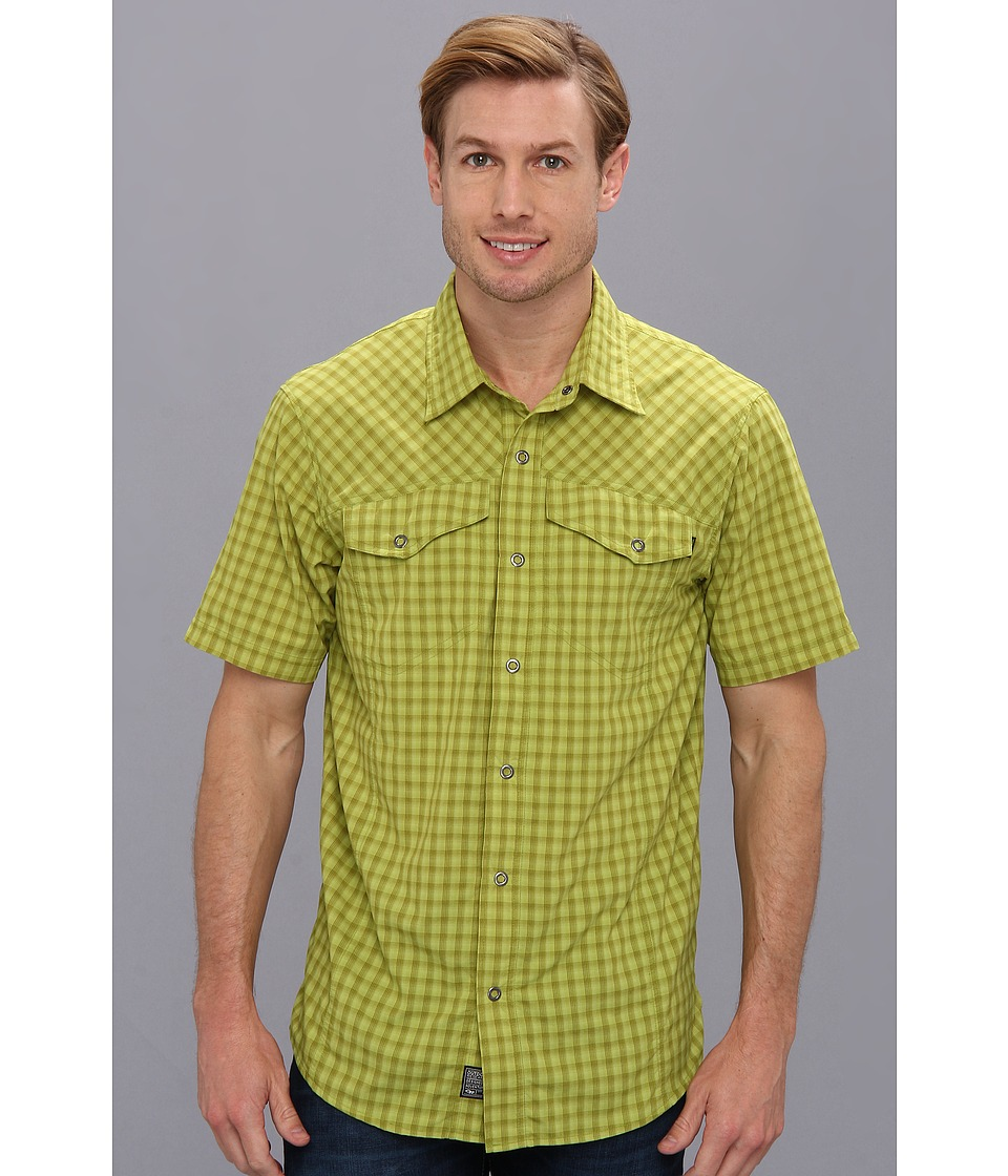 Outdoor Research - Termini Shirt (Hops) Men's Short Sleeve Button Up