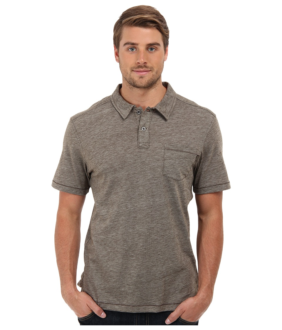 Outdoor Research - Cooper S/S Polo (Earth) Men's Short Sleeve Pullover