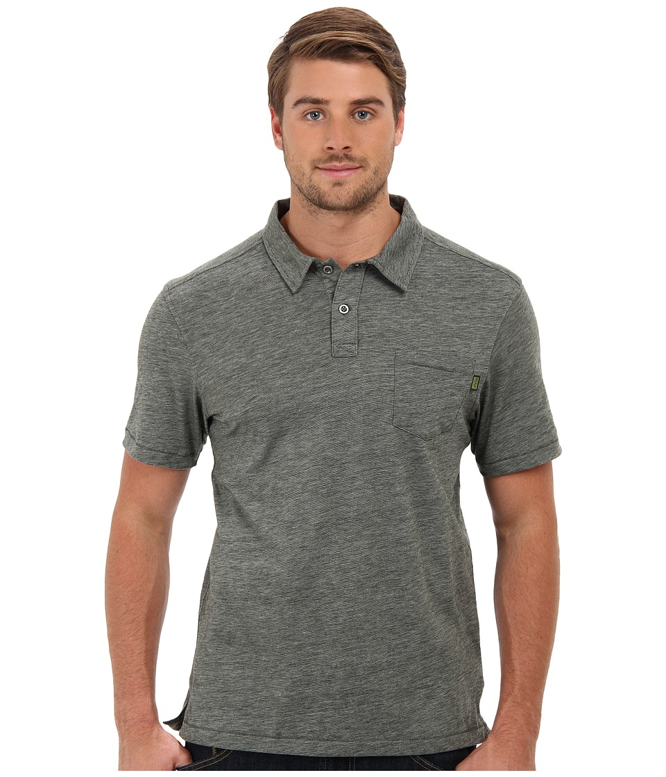 Outdoor Research - Cooper S/S Polotm (Evergreen) Men's Short Sleeve Pullover