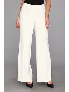 SALE! $39.99 - Save $59 on Vince Camuto Essentials Scarpa Wide Leg Pant (New Ivory) Apparel - 59.61% OFF $99.00