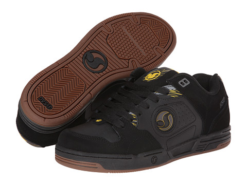 DVS Shoe Company - Havoc (Black/Camo Nubuck) Men