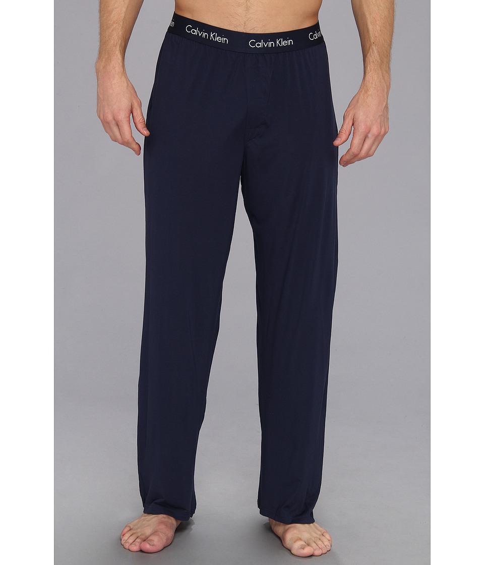 Calvin Klein Underwear - Micro Modal Pant (Blue Shadow) Men's Pajama