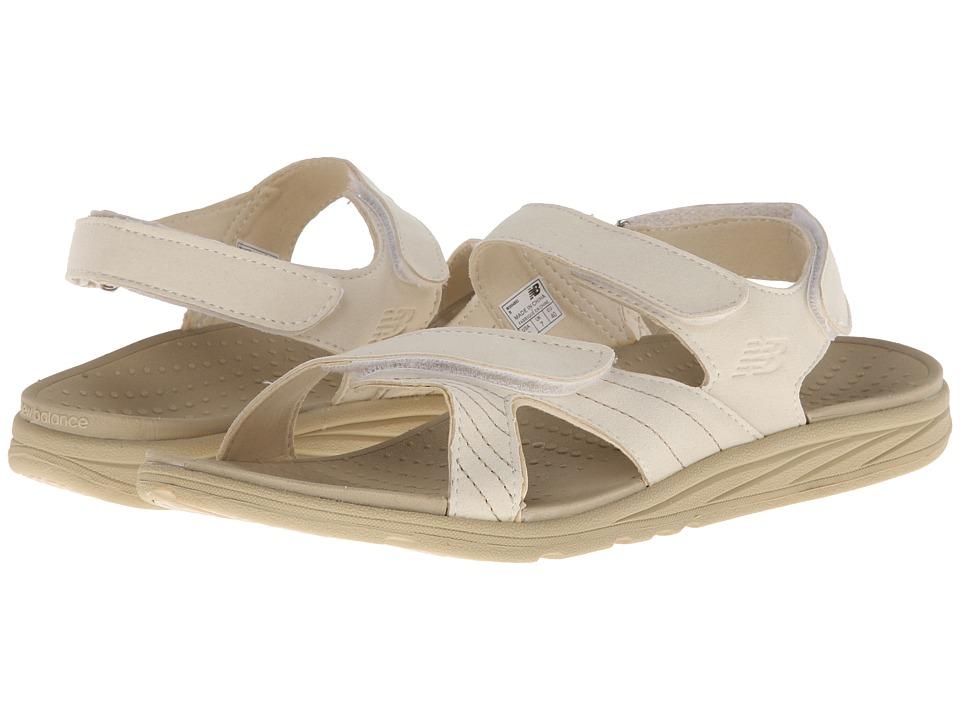 New Balance - RevitalignRX Inspire Sandal W3054 (Beige) Women