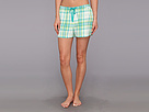 Life is good Classic Plaid Sleep Short