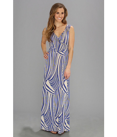 Lucy Love - Cleo Maxi Dress (Imperial Blue) Women