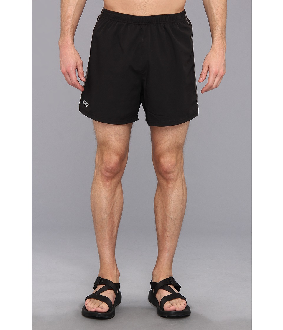 Outdoor Research - Scorcher Shorts (Black/Pewter) Men's Shorts
