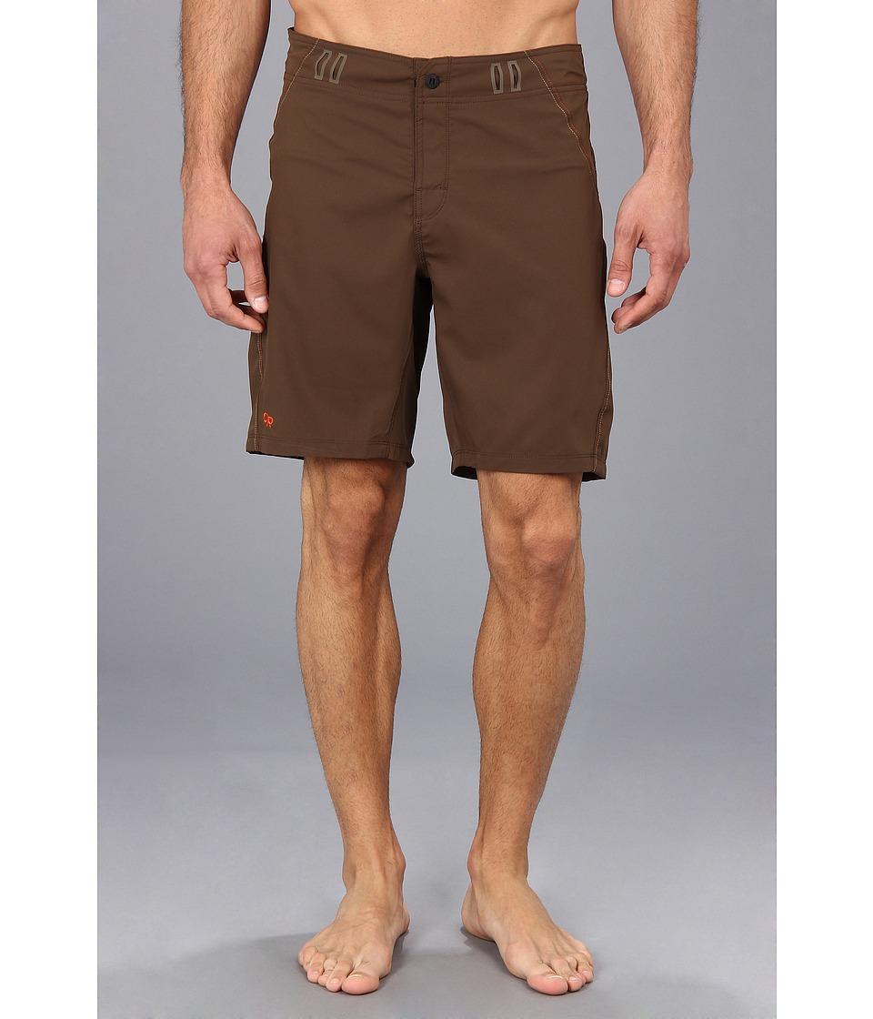 Outdoor Research - Backcountry Boardshorts (Earth/Diablo) Men's Swimwear