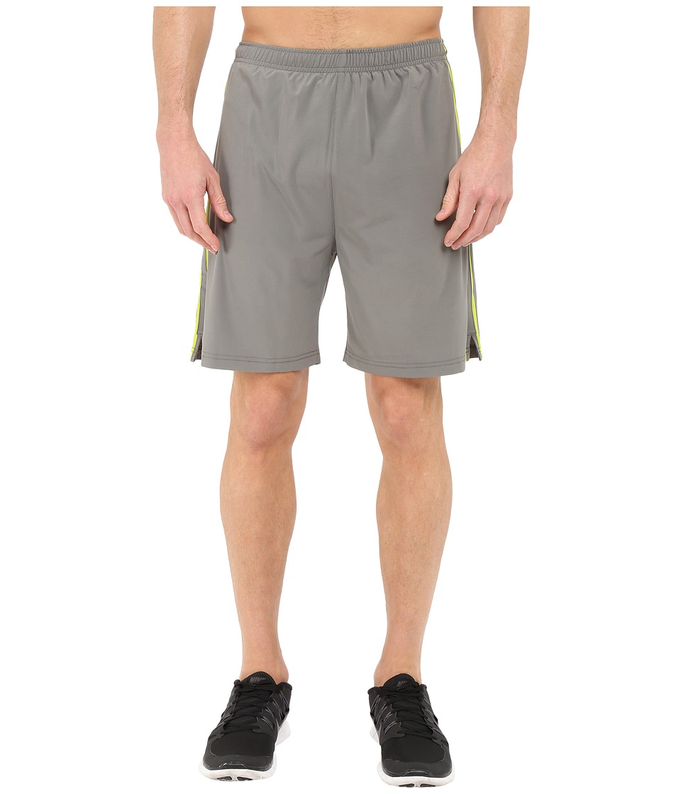 Outdoor Research Turbine Shorts (Pewter/Lemongrass) Men