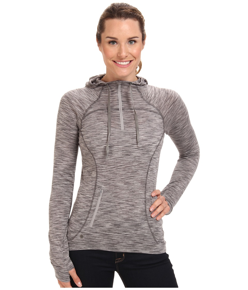 Outdoor Research Flyway Zip Hoody (Pewter/Alloy) Women