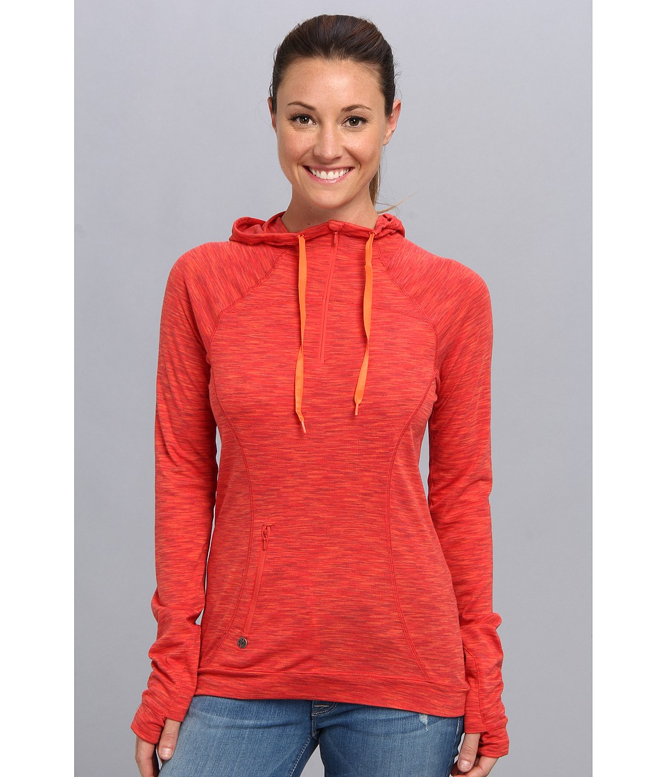 Outdoor Research Flyway Zip Hoody (Adobe/Bahama) Women