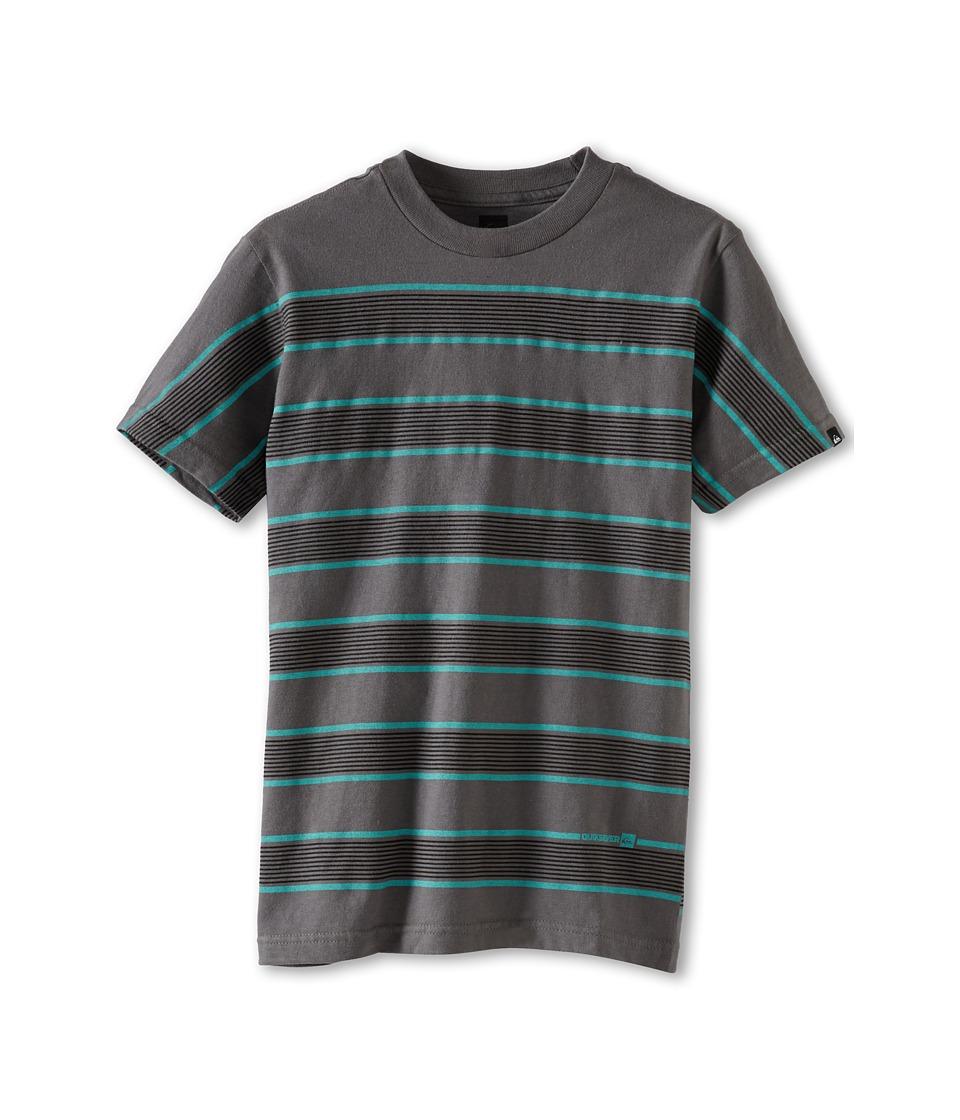 Quiksilver Kids Relax Tee Boys T Shirt (Black)