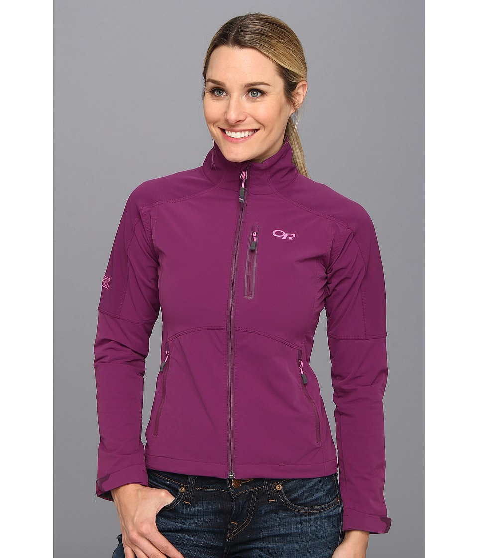 Outdoor Research - Circuit Jacket (Orchid) Women's Jacket