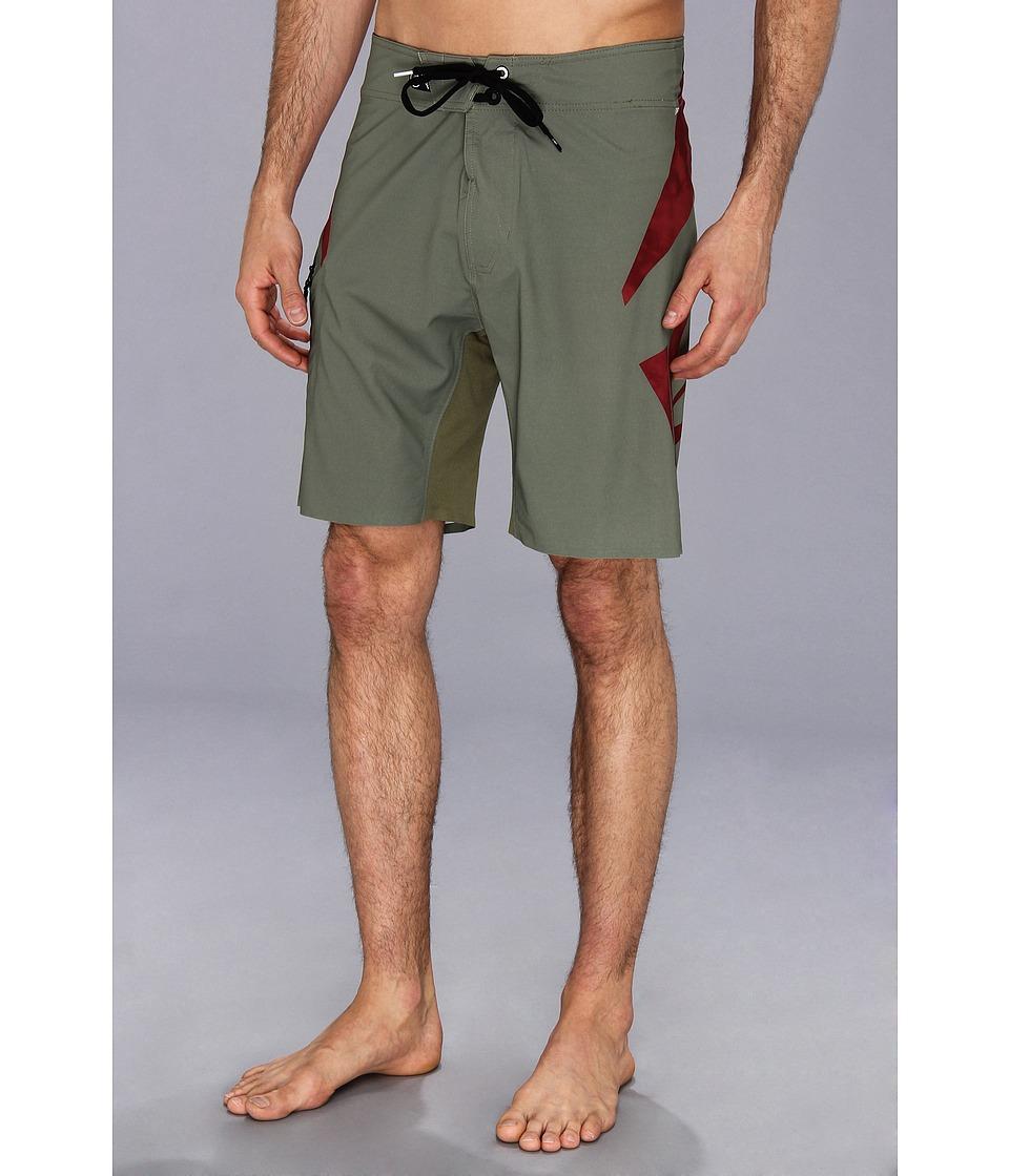 Volcom - Mod-Tech Stoney Mod Boardshort (Army) Men