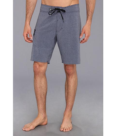 Volcom - Mod-Tech Static Mod Boardshort (Midnight Blue) Men's Swimwear