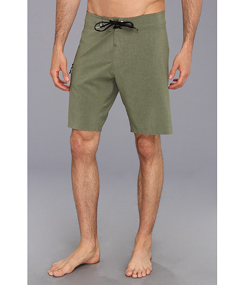 Volcom - Mod-Tech Static Mod Boardshort (Army) Men's Swimwear