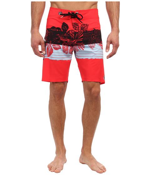 Volcom - Mano Mod Boardshort (Grapefruit) Men's Swimwear