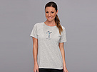 Life is good Jackie Casual Golf Crusher Tee