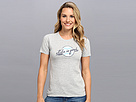 Life is good Ballyard Script Crusher Tee