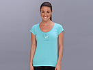Life is good Crusher Lightweight Vee Tee