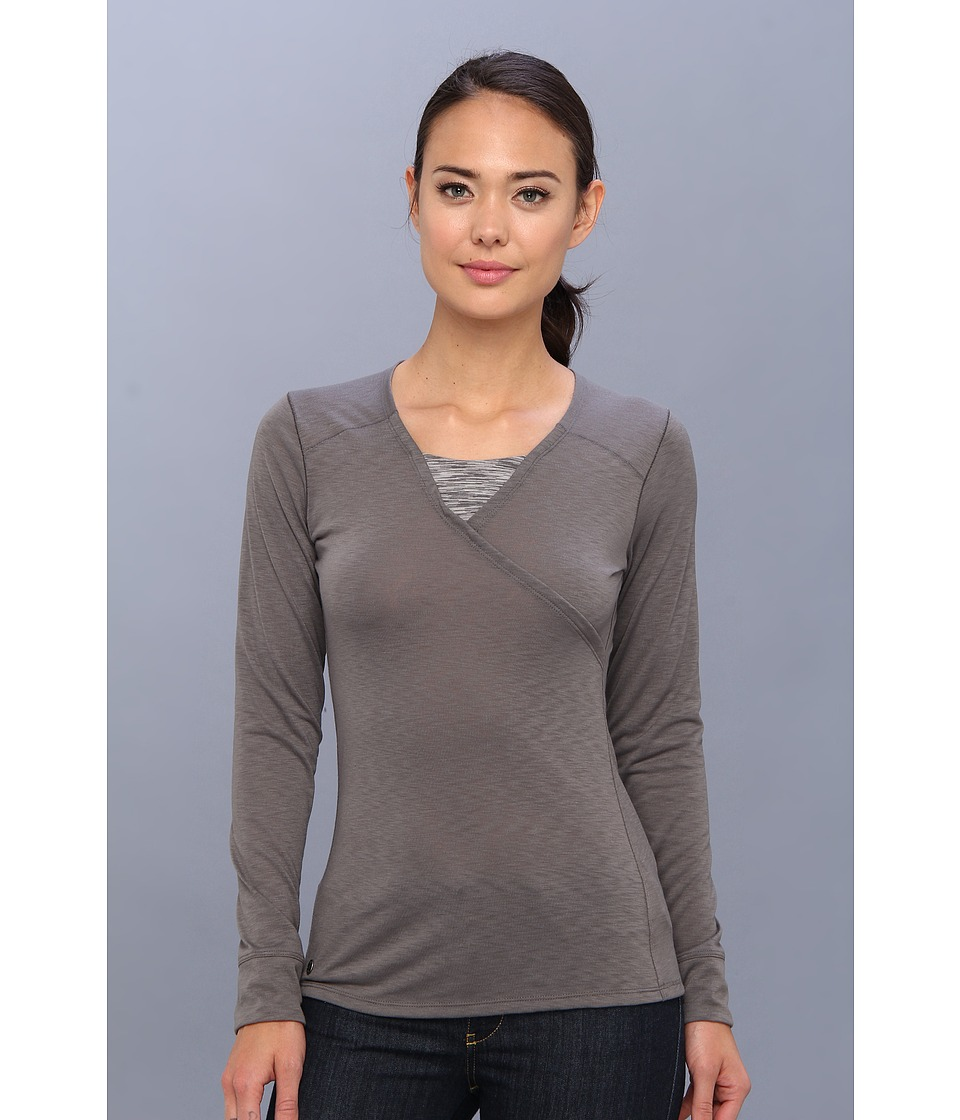Outdoor Research - Mystic L/S Shirt (Pewter) Women