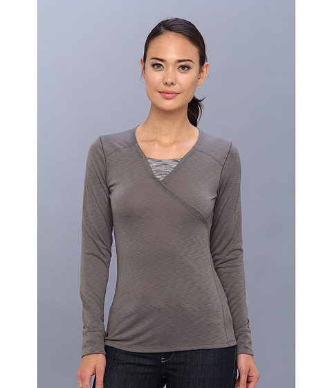 Outdoor Research - Mystic L/S Shirt (Pewter) Women's T Shirt