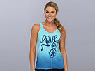 Life is good Fade-Out Tank Top