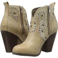 Steve Madden Awsum (Stone Leather) Footwear