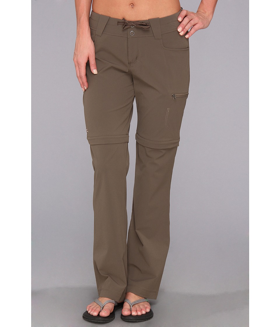 Outdoor Research Ferrosi Convertible Pants (Mushroom) Women