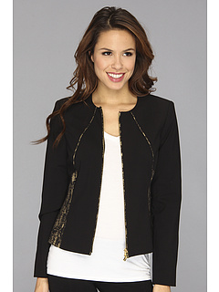 SALE! $74.99 - Save $74 on Calvin Klein Gold Accent Suit Jacket (Black Gold) Apparel - 49.67% OFF $149.00