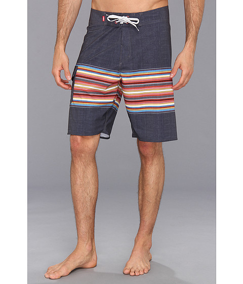 Vans - Off The Wall Boardshort 21 (New Charcoal) Men's Swimwear
