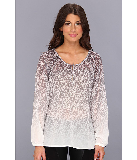 Sanctuary - Gypsy Ombre (Ombre Lace) Women's Long Sleeve Pullover