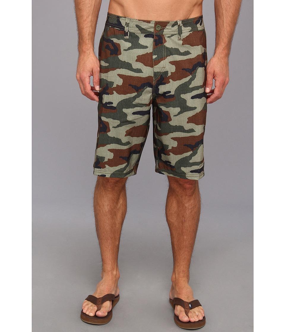 Vans - Jalama Surf-N-Short (Camo) Men's Shorts
