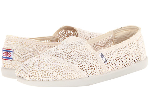 BOBS from SKECHERS - Bobs World - Labyrinth (Natural) Women