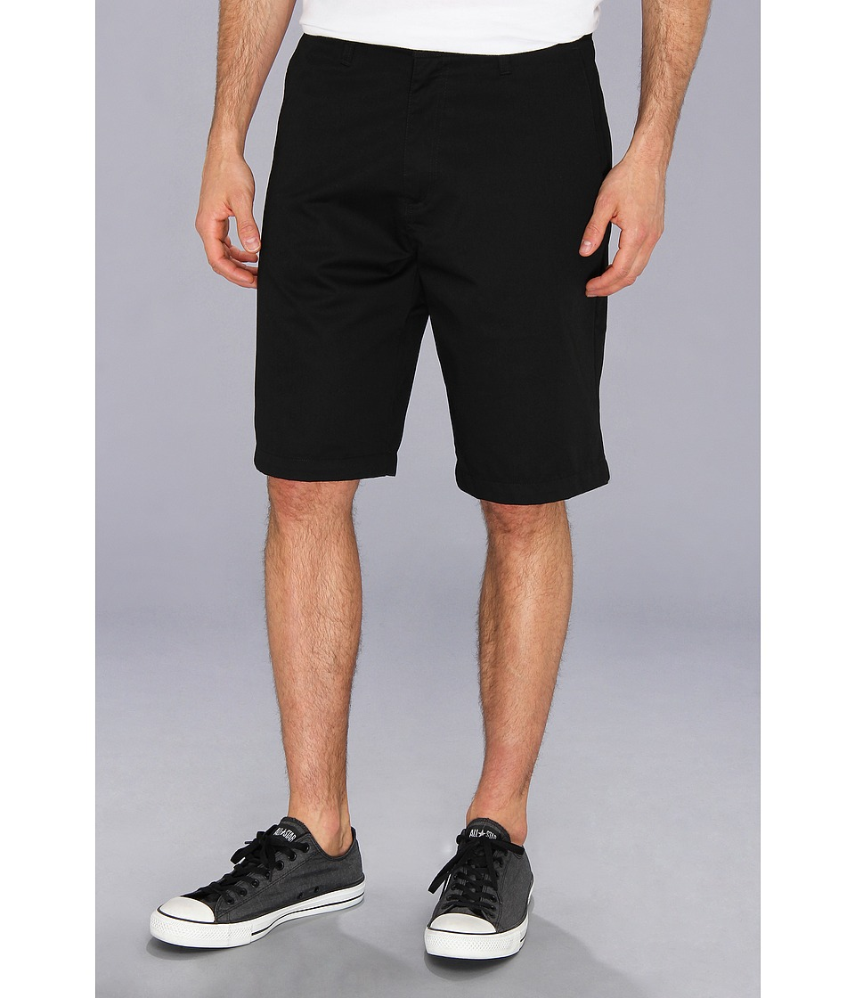 Volcom - Frickin Chino Short (Black) Men's Shorts