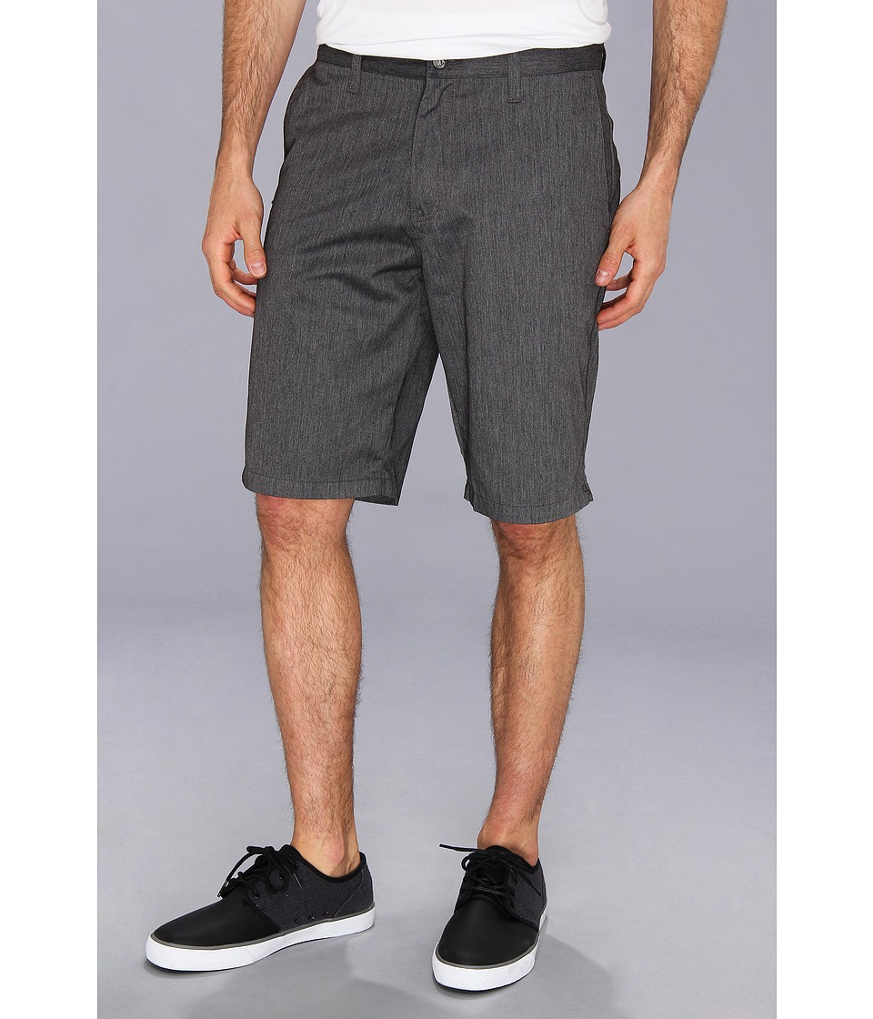 Volcom - Frickin Chino Short (Charcoal Heather) Men's Shorts