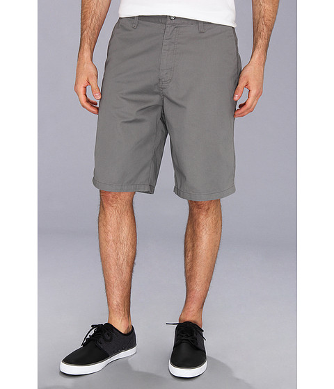 Volcom - Frickin Chino Short (Pewter) Men's Shorts